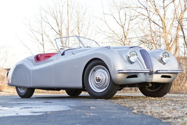 1950 Jaguar XK120 Alloy Roadster for sale