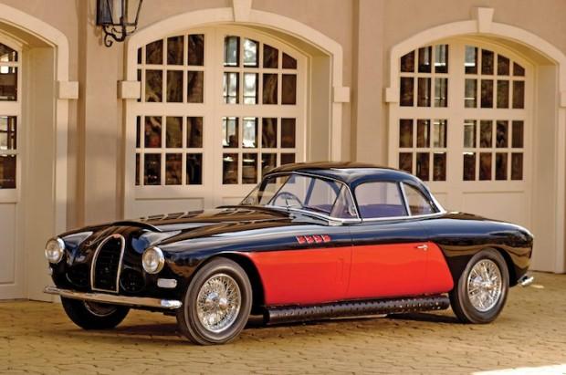 1951 Bugatti Type 101 Coupé by Van Antem