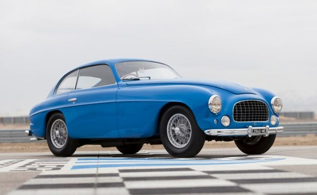 1951 Ferrari 212 Inter Coupe, Mike Hawthorn, Mille Miglia