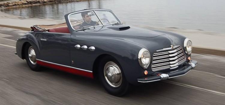 1951 Simca Abarth SC Cabriolet
