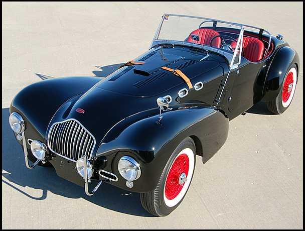 <strong>1951 Allard K2 Roadster</strong>