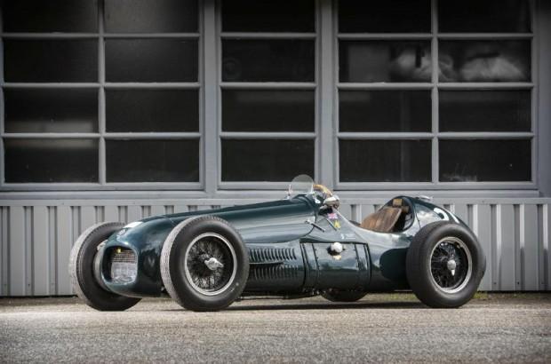 1952-53 HWM Formula 2 Supercharged Tasman