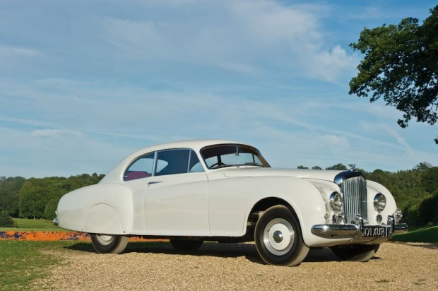 1952 Bentley Continental R-Type Fastback Sports Saloon