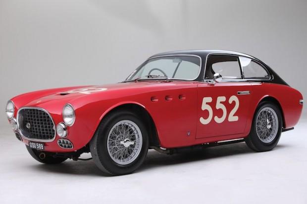 1952 Ferrari 212/225 Sport Coupé by Vignale