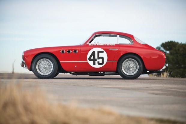 1952 Ferrari 225 Sport Berlinetta Vignale