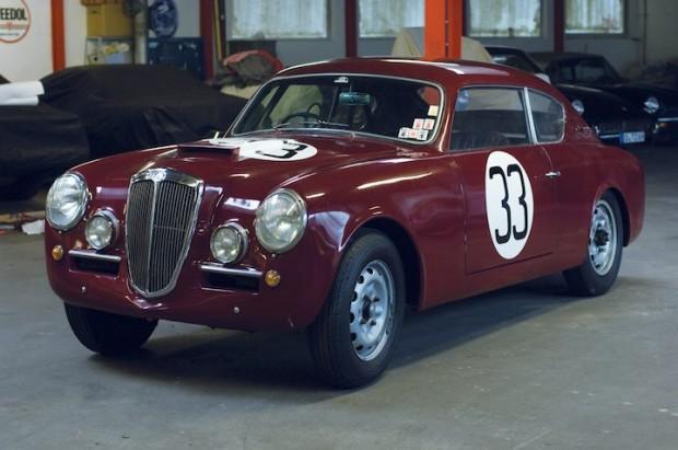 1952 Lancia B20 GT Works Racing Car