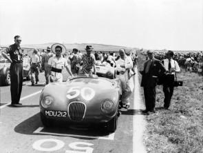 1952 Jaguar C-type XKC005