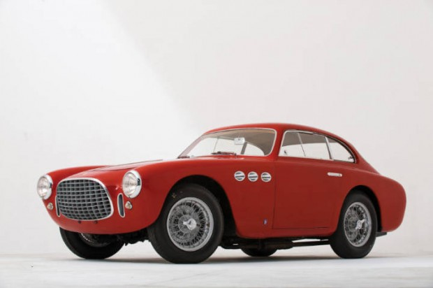 <strong>1952 Ferrari 225S Berlinetta Vignale – Estimate $600,000 - $800,000. </strong>One of six competition Berlinettas, with 38 years of continuous ownership.