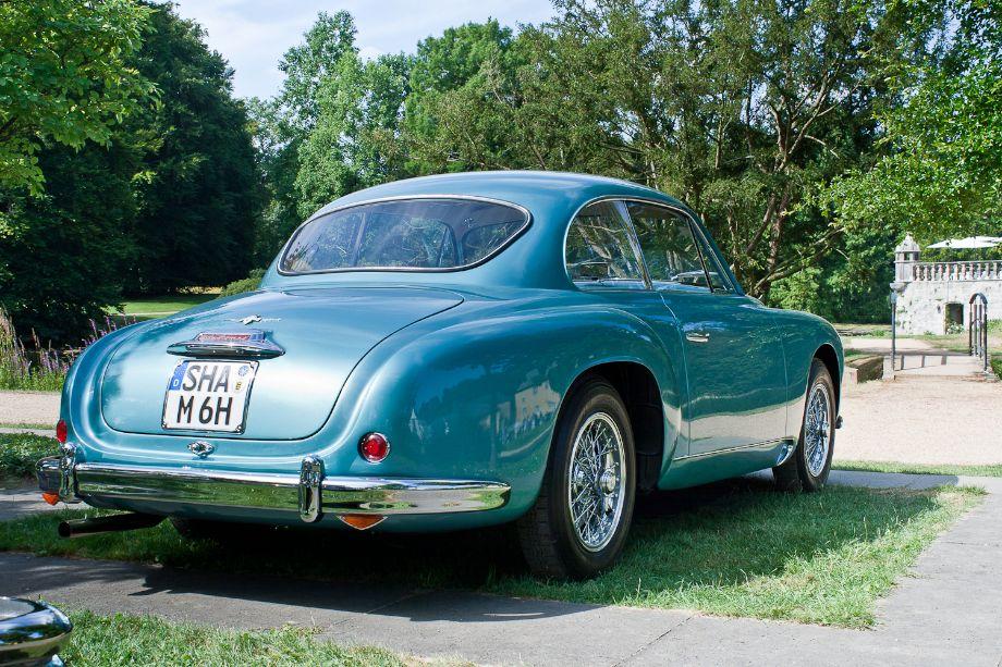 1953 Alfa Romeo 1900C Sprint Series I coachwork by Touring