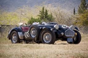 1953 Allard J2X Vintage Racing Car