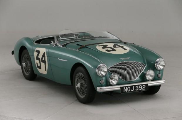 1953 Austin-Healey 100 Special Test Car