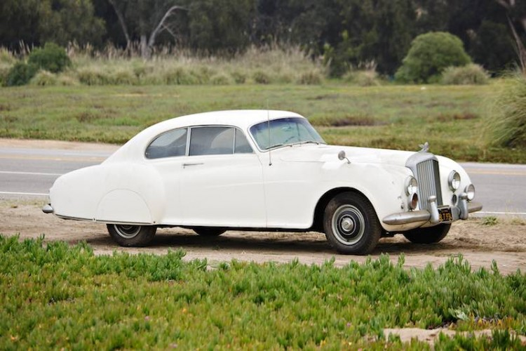 1953 Bentley R-Type Continental Fastback (photo: Brian Henniker)