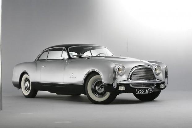 1953 Chrysler Special Coupé by Ghia
