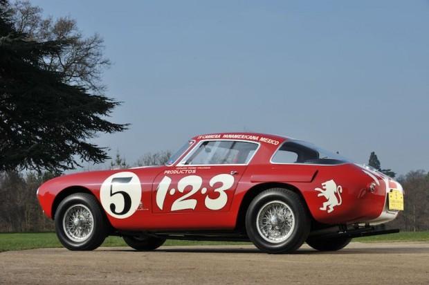1953 Ferrari 250 MM Pinin Farina Berlinetta