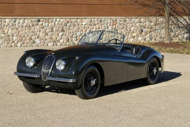 1953 Jaguar XK120M Roadster