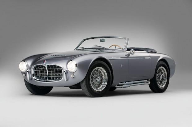 1953 Maserati A6G-2000 Spider by Frua