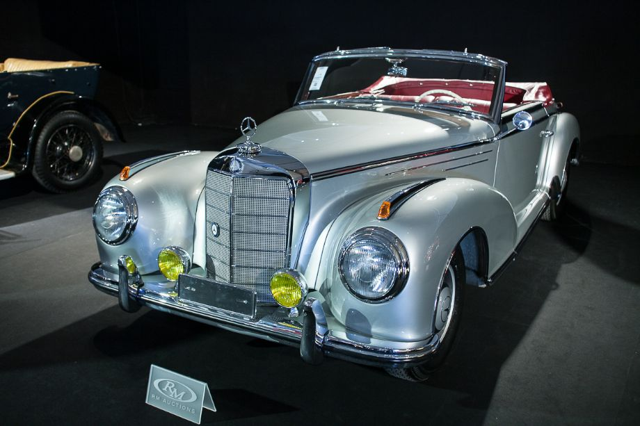 1953 Mercedes-Benz 300 S Roadster - RM