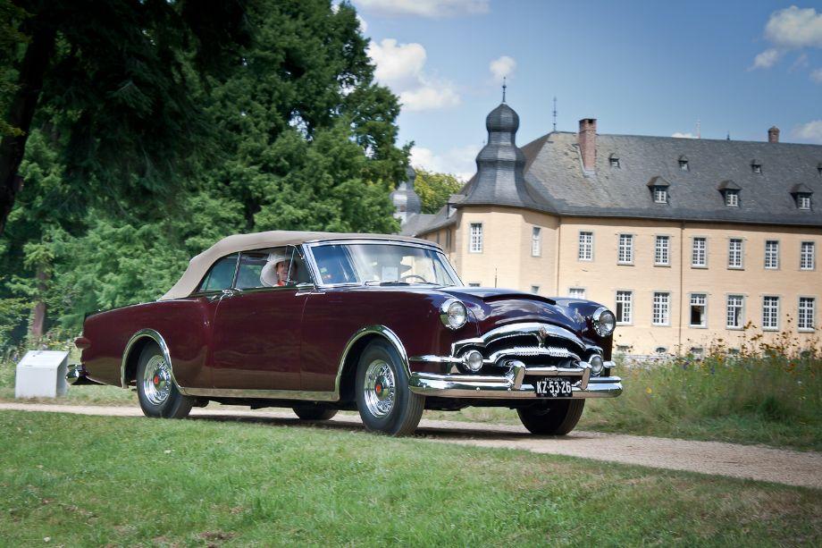 1953 Packard Carribean Convertible