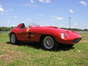 1953 Ferrari 166MM Spider Scaglietti,  chassis number 0050 M