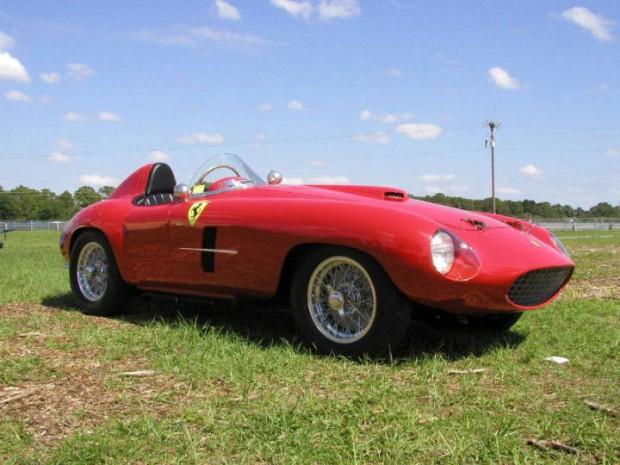 <strong>1953 Ferrari 166MM Spyder Scaglietti – Estimate $1,400,000 - $1,800,000.</strong>