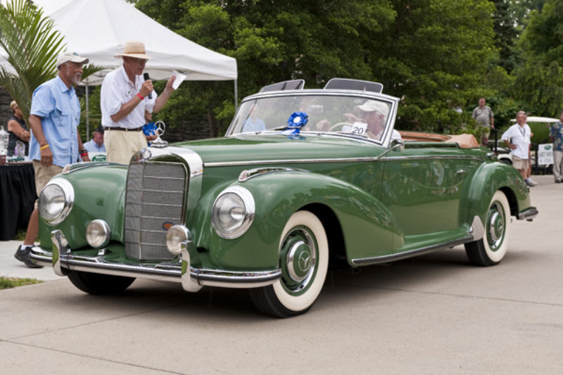1953 mercedes benz 300s roadster sports car digest the for 1953 mercedes benz