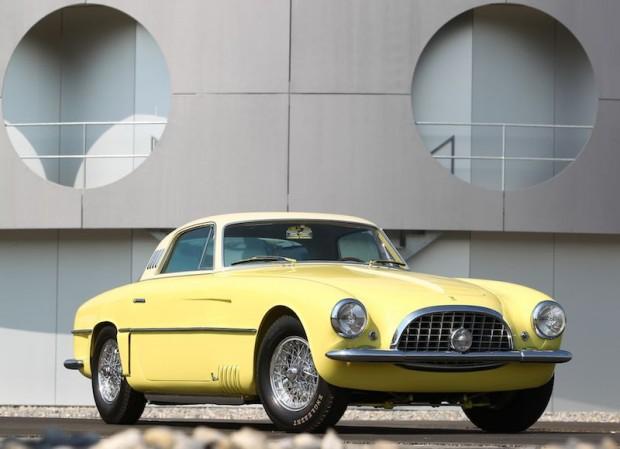 1953 Ferrari 375 America Coupe, Body by Vignale