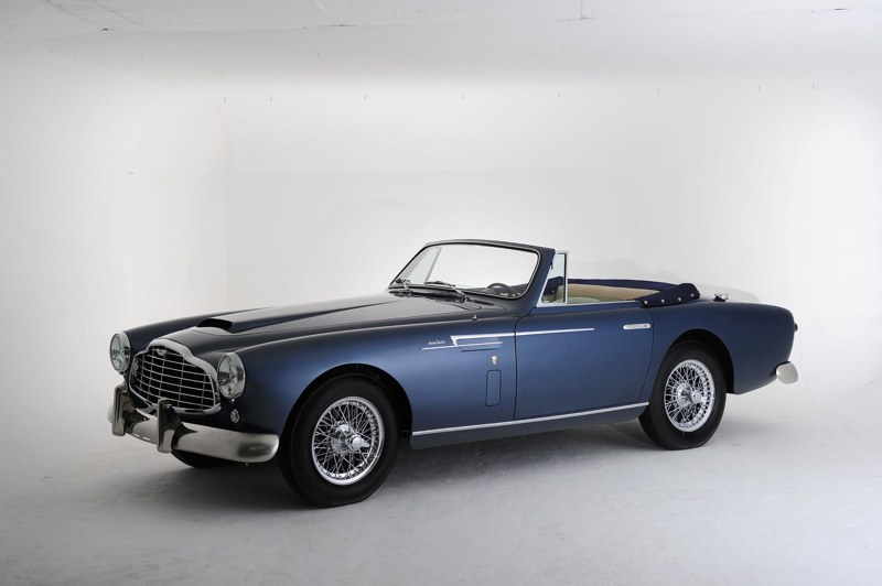 bonhams goodwood auction 2011 aston martin db2 4 cabriolet featured. Black Bedroom Furniture Sets. Home Design Ideas