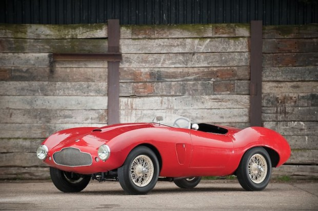 1954 Aston Martin DB2/4 Competition Spider