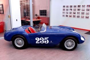 1954 Ferrari 500 Mondial Spider Pinin Farina, chassis 0438MD