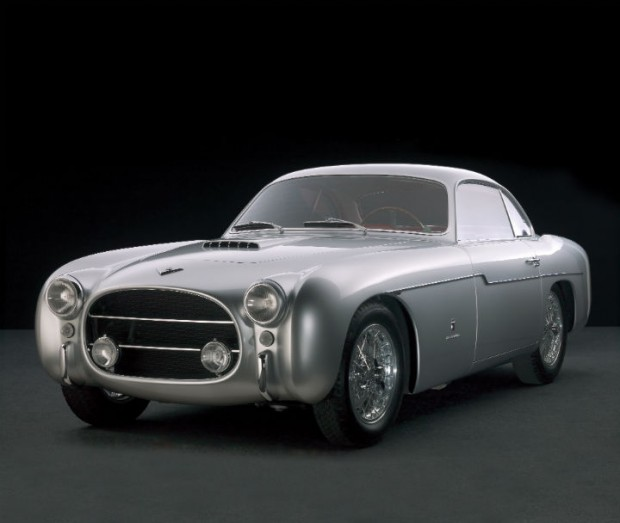 <strong>1954 Fiat 8V Coupe - Estimate $530,000-$630,000.</strong> Chassis number 000042 was bodied at Ghia and styled by Mario Boano; only non-Supersonic Fiat 8V to be bodied by Ghia.