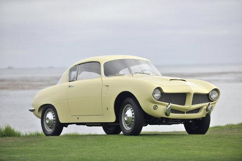 1954 Fiat Stanguellini Berlinetta