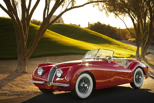 Russo And Steele Scottsdale 2012 Auction Preview