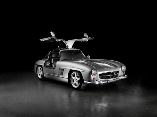 <strong>Lot 227 - 1954 Mercedes-Benz 300SL AMG Coupe - Sold for $746,405 versus pre-sale estimate of $550,000-$715,000.</strong> One of 11 examples; based on real Gullwing and modified by AMG with 6.0 litre, 380hp V8.