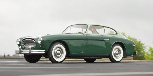 <strong>1954 Cunningham C-3 Coupe – Estimate $475,000 - $575,000. </strong>Only three owners from new.