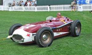 1954 Kurtis-Kraft 500C Indianapolis Roadster at the 2009 Amelia Island Concours d'Elegance