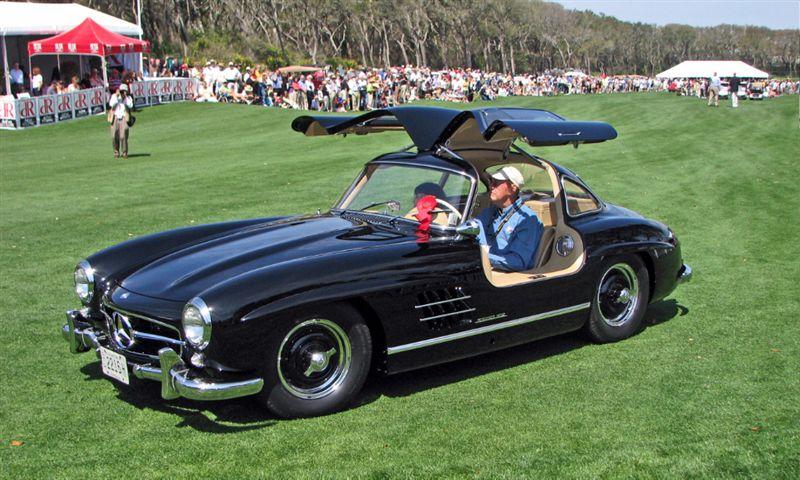 1954 Mercedes-Benz 300SL Gullwing,William Schiltz, Canton, OH