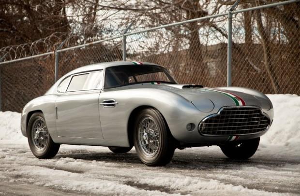 1953 Siata 208 CS Coupe