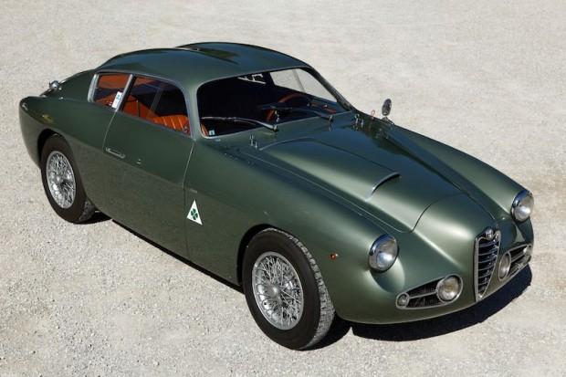 1955 Alfa Romeo 1900C SS Zagato Berlinetta picture