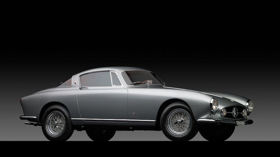 1955 Ferrari 250 Europa GT Coupe