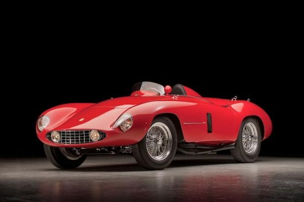 1955 Ferrari 750 Monza Scaglietti Spider