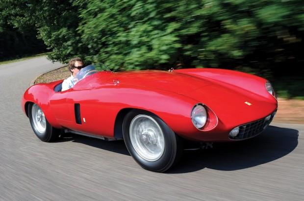 1955 Ferrari 750 Monza Spyder picture