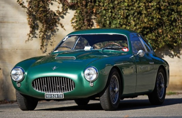 1955 Fiat 8V Berlinetta by Zagato