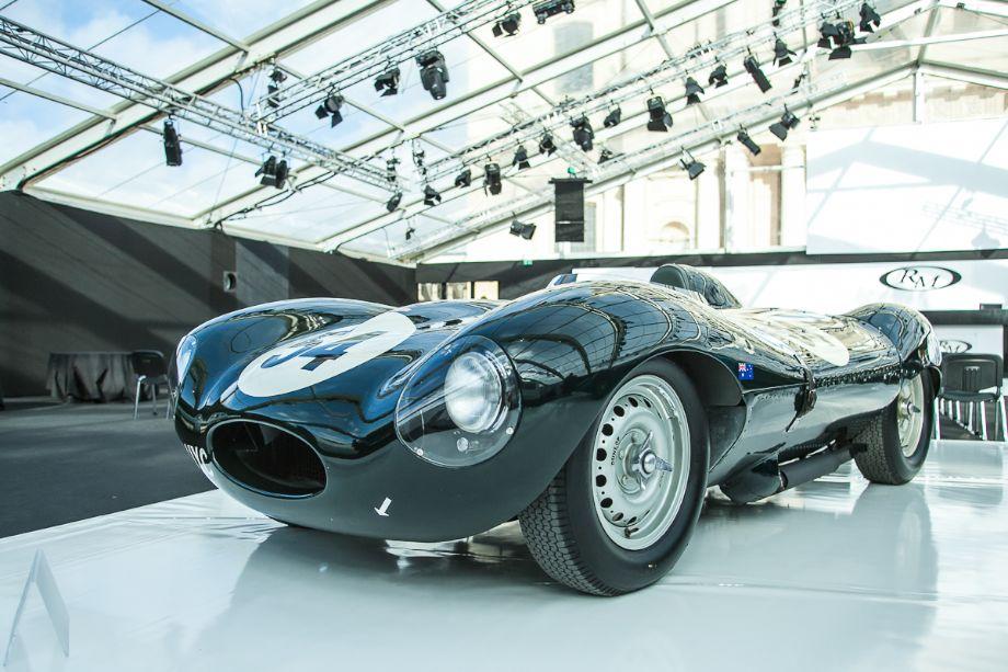 1955 Jaguar D-Type - RM