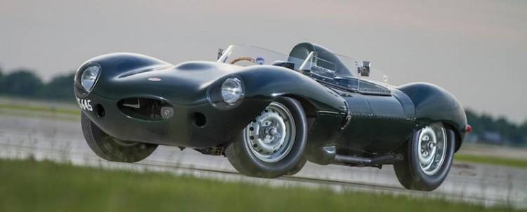 1955 Jaguar D-Type XKD530