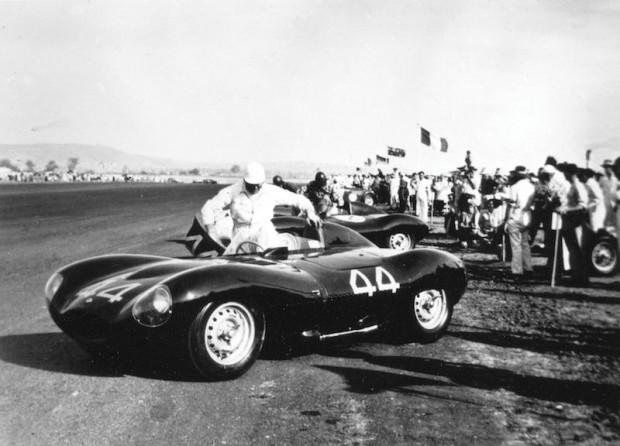 1955 Jaguar D-Type XKD 520