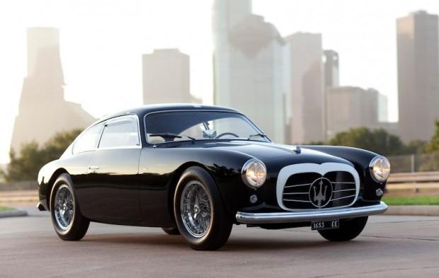 1955 Maserati A6G/54 Berlinetta by Zagato