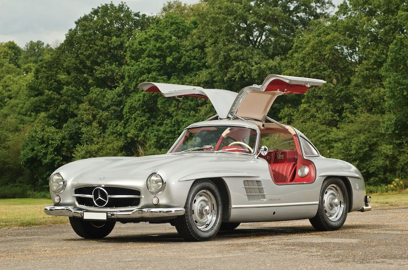 Headline entries at rm auctions london 2012 for Mercedes benz 300sl gullwing for sale