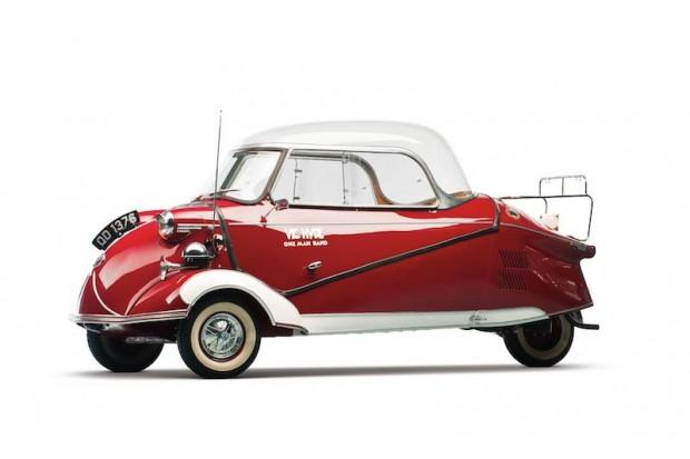 1955 Messerschmitt KR 200 Kabinenroller Vic Hyde