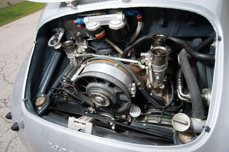 Porsche 356 Pre-A 'Emory Special' Coupe - Car Profile