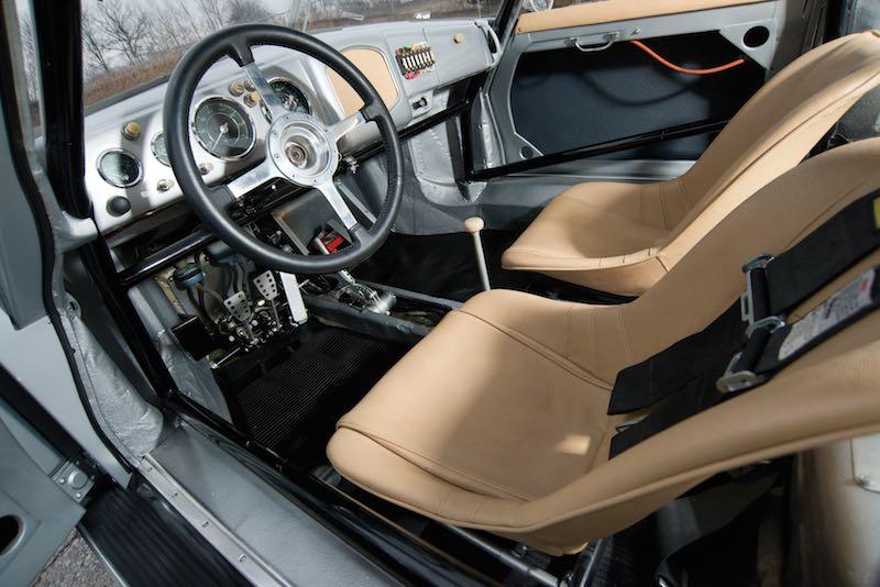 porsche 356 pre a emory special coupe car profile. Black Bedroom Furniture Sets. Home Design Ideas